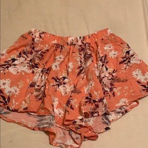 Altard State Flowy Floral Shorts